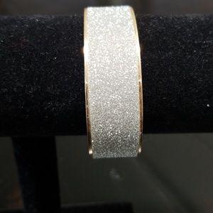 Swarovski Crystals Dust Bracelet &  Earring set